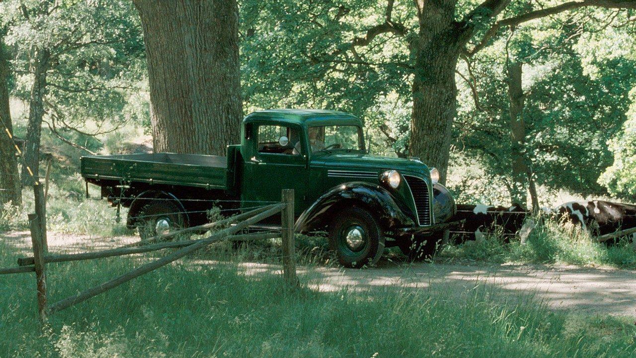 Volvo Trucks Sharpnose