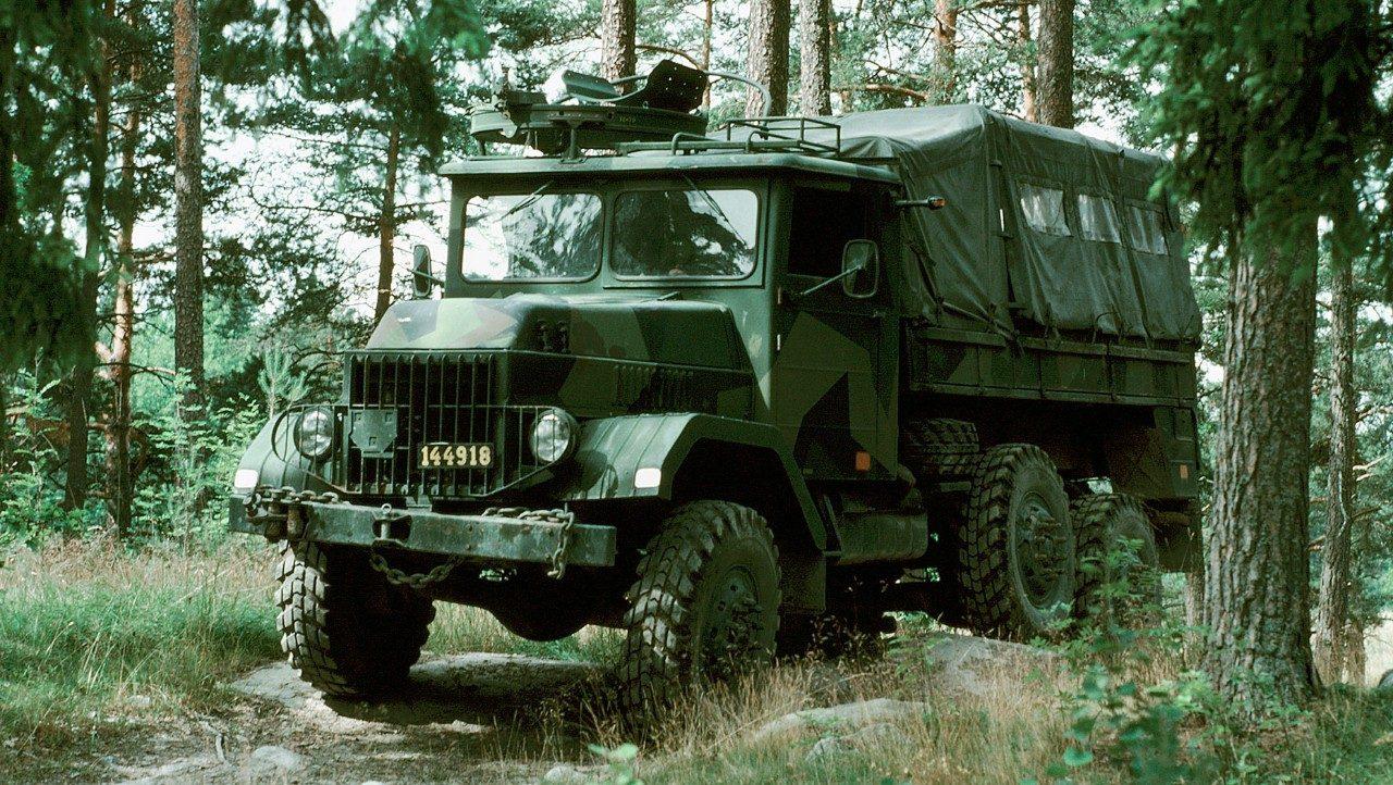 Volvo Trucks TL 31