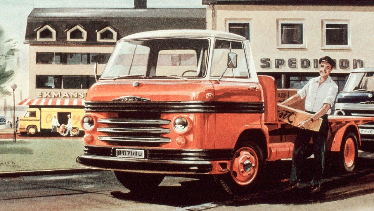 Volvo Trucks L42 and L43