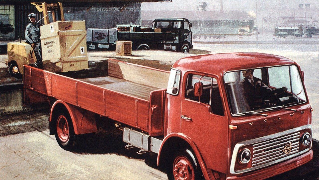 Volvo Trucks L46, L47 & N84