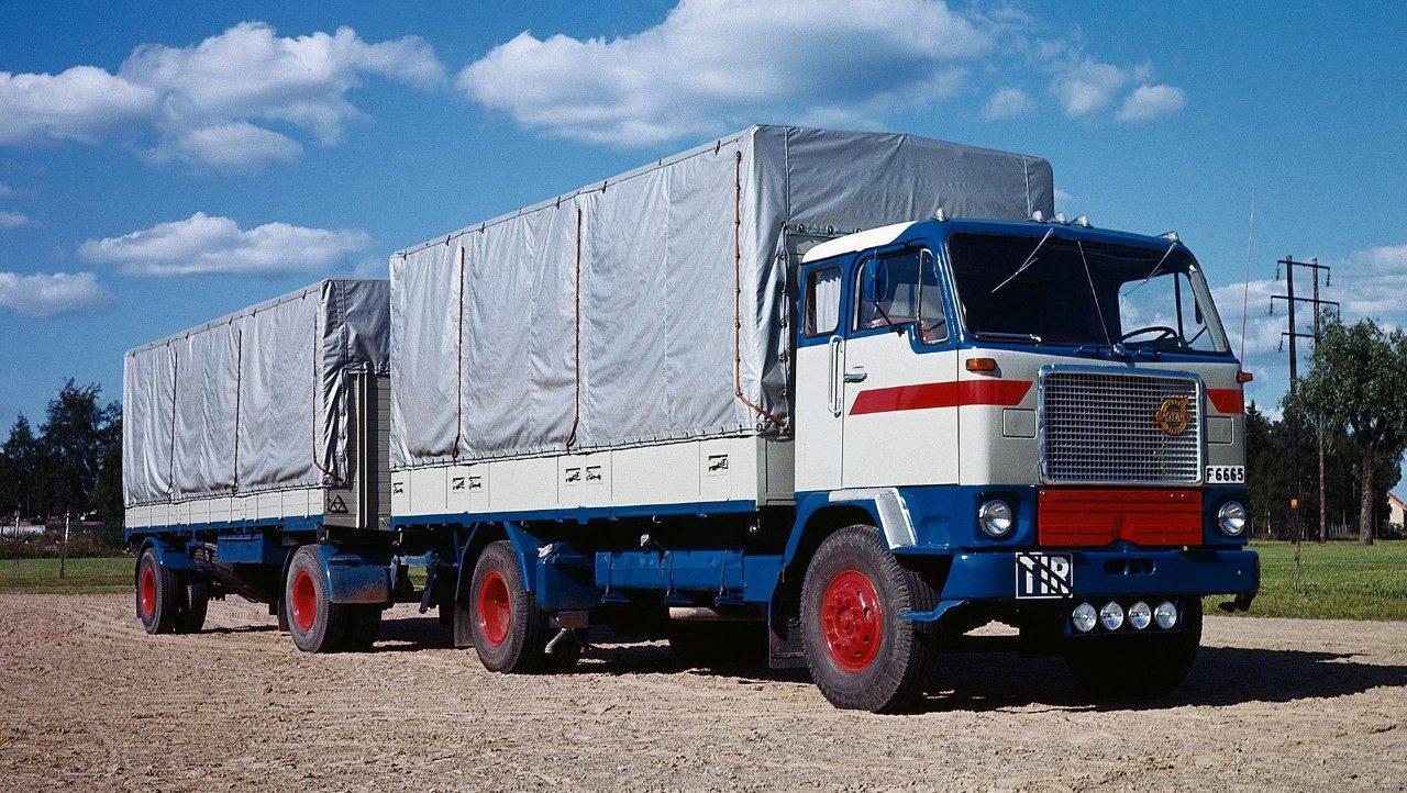 Volvo Trucks L4951, F88 & G88