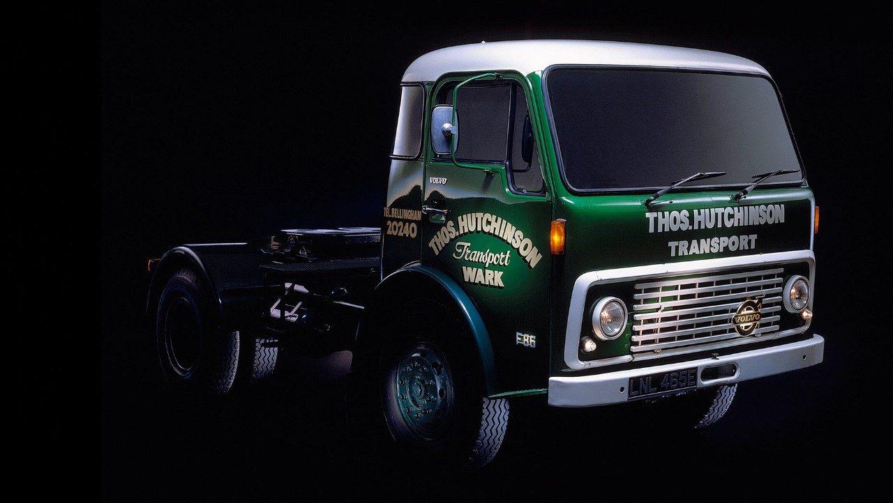 Volvo Trucks L4851 & F86